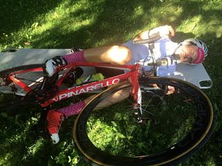Austria Giro - endlich angekommen
