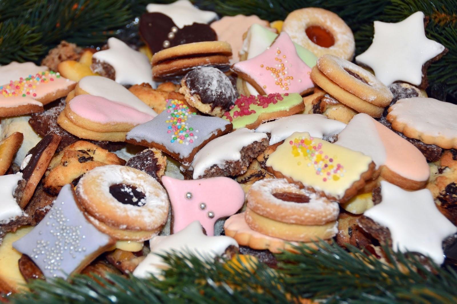 Weihnachtskeckse