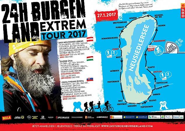 24Stunden Burgenland Extrem Tour