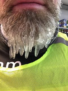 Eisbart bei der 24Stunden Burgenland Extrem Tour