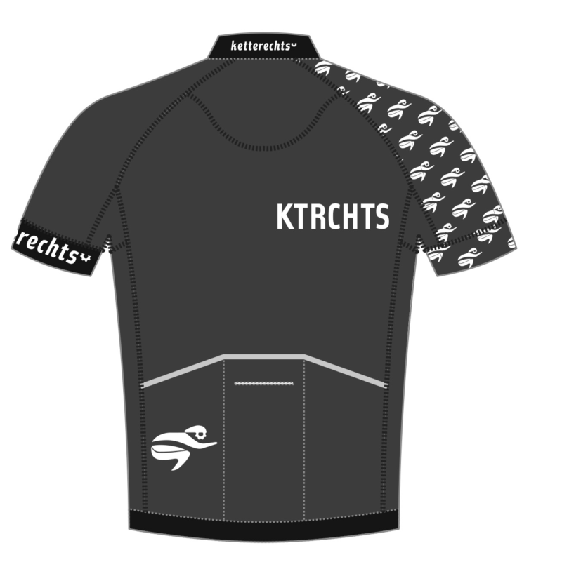 ketterechts Radtrikot teamdress