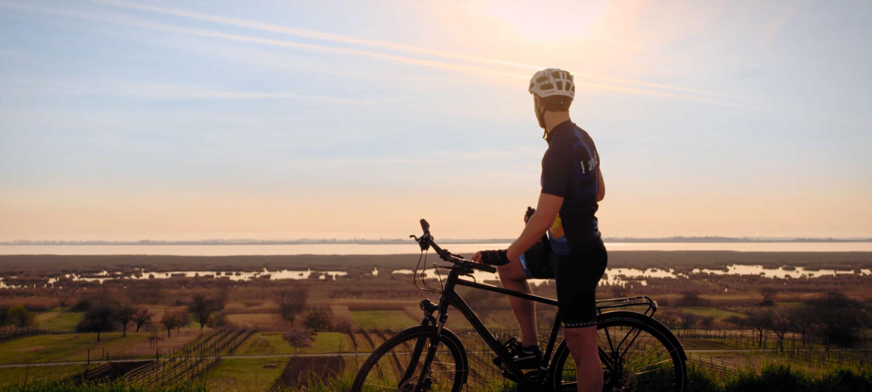 Radfahren im Burgenland
