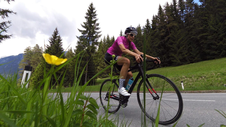 Rennrad Touren in Imst