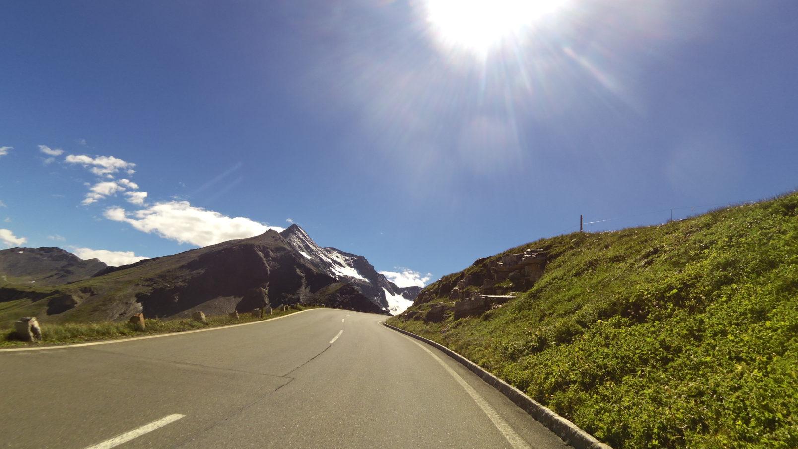 Rennradreise durch Österreich