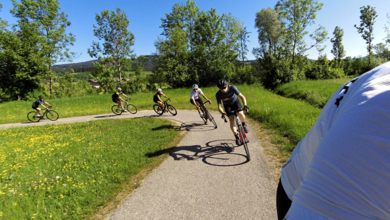 ketterechts Rennradreise