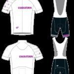 individuelle Rennradbekleidung
