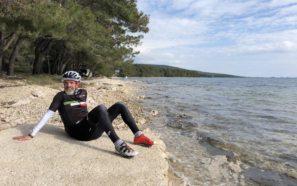Rennrad fahren in Zadar