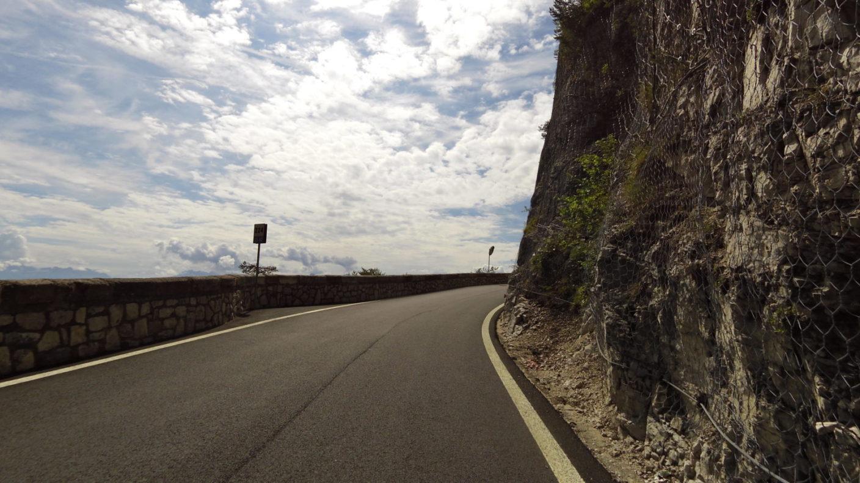 Rennradreise Südtirol und Dolomiten. Berge und Seen.