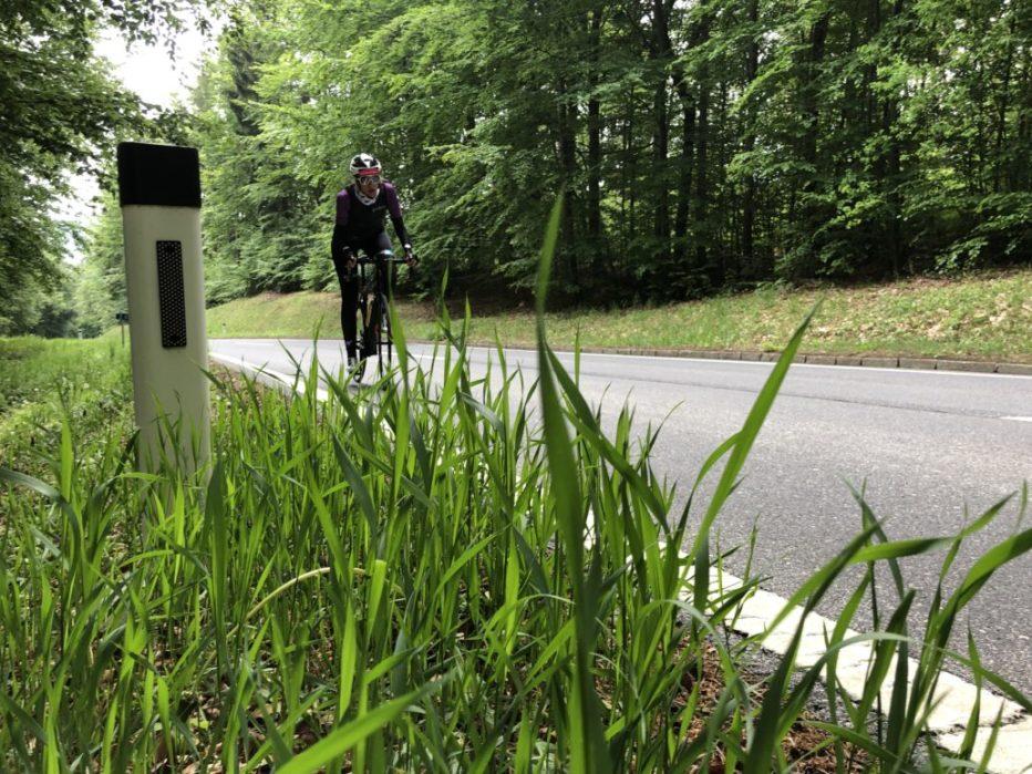 Rennradfahren im Südburgenland
