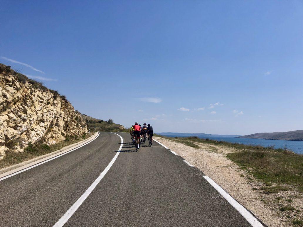 Rennradreisen im Frühjahr
