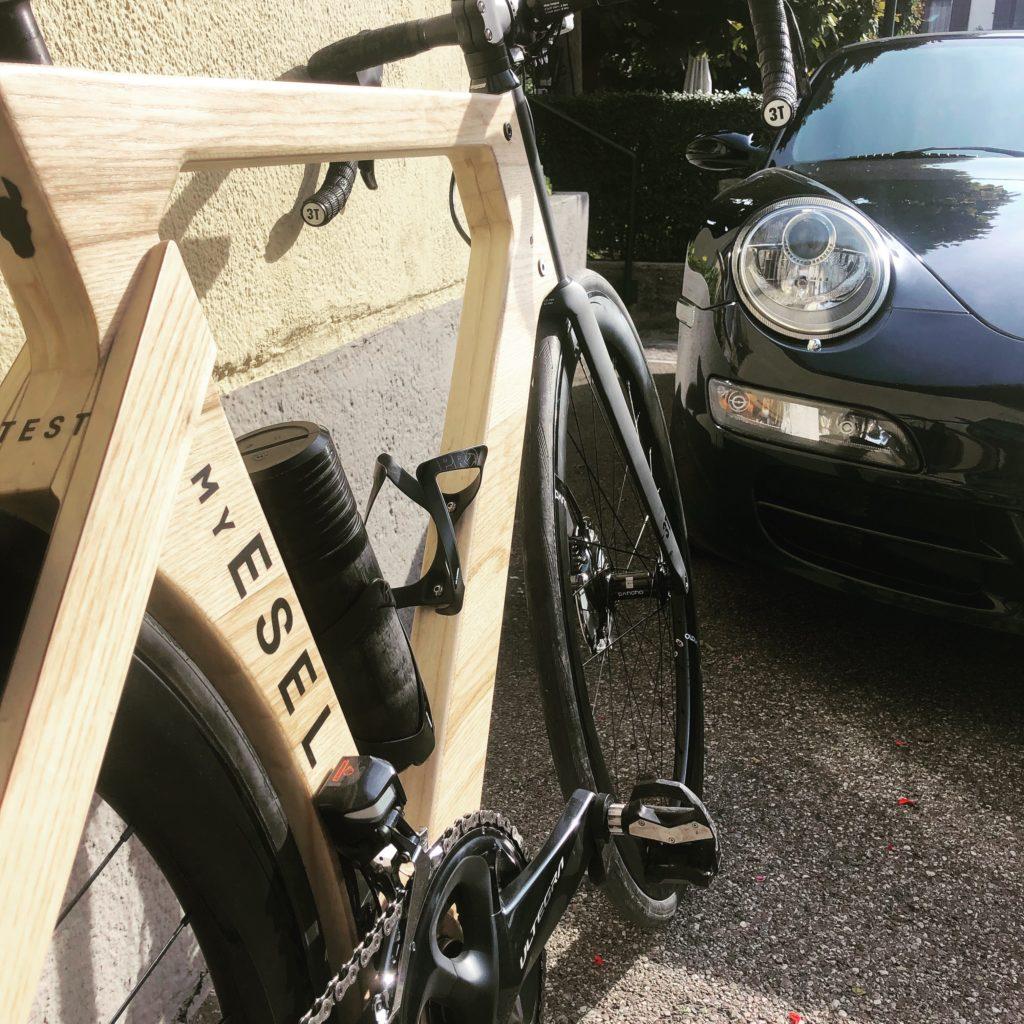 MyEsel - das Rennrad aus Holz