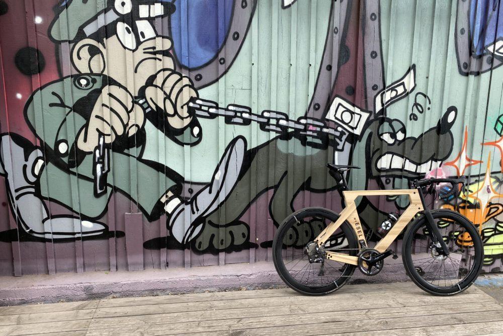 Meine Erfahrungen mit dem Rennrad aus Holz.