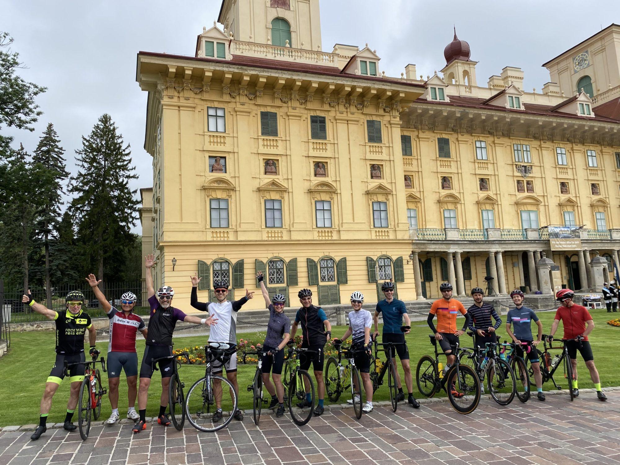 Rennradreise rund um Eisenstadt