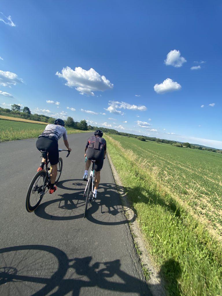 Rennradfahren im Burgenland