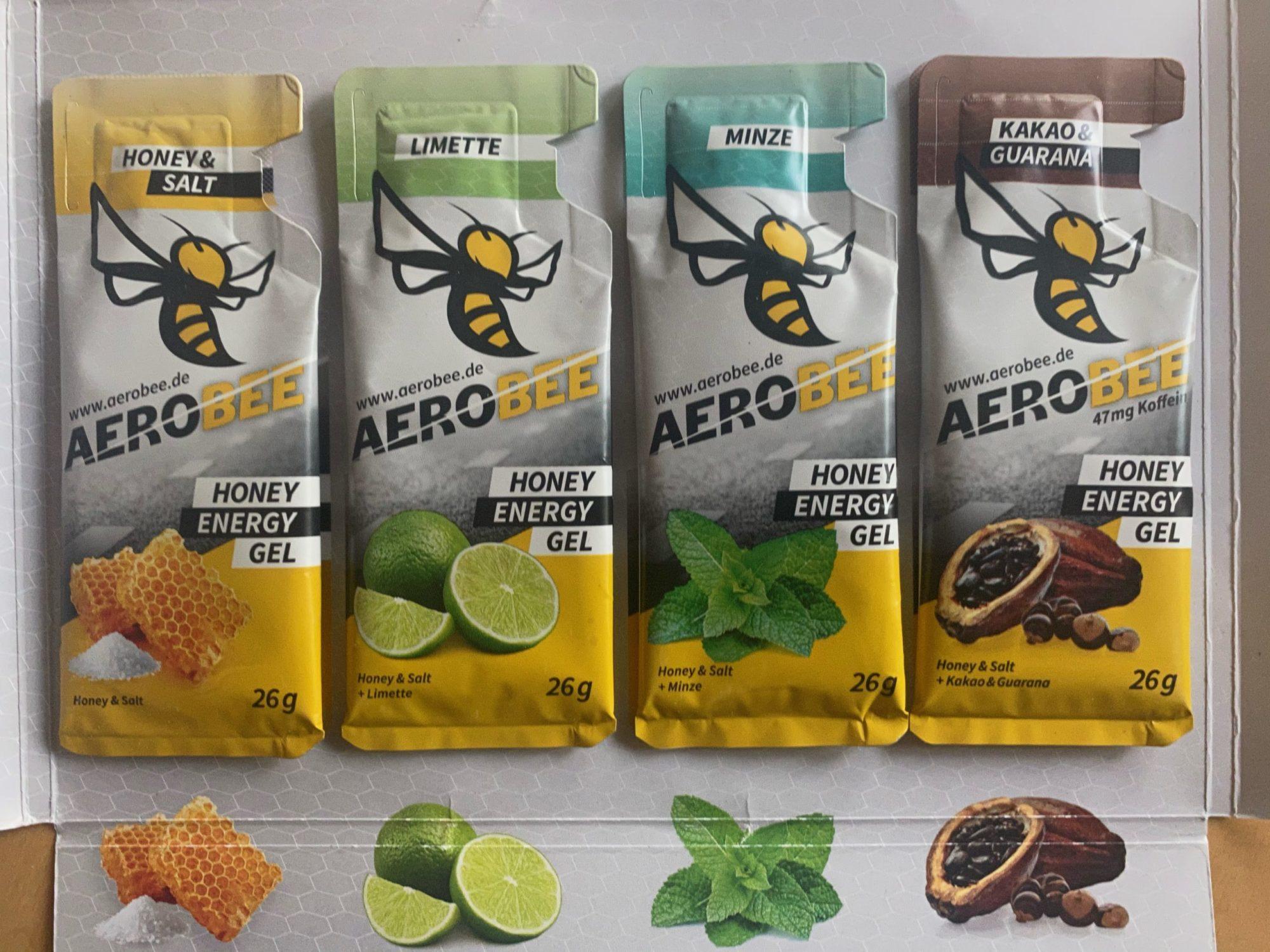 Aerobee - natürliche Energie