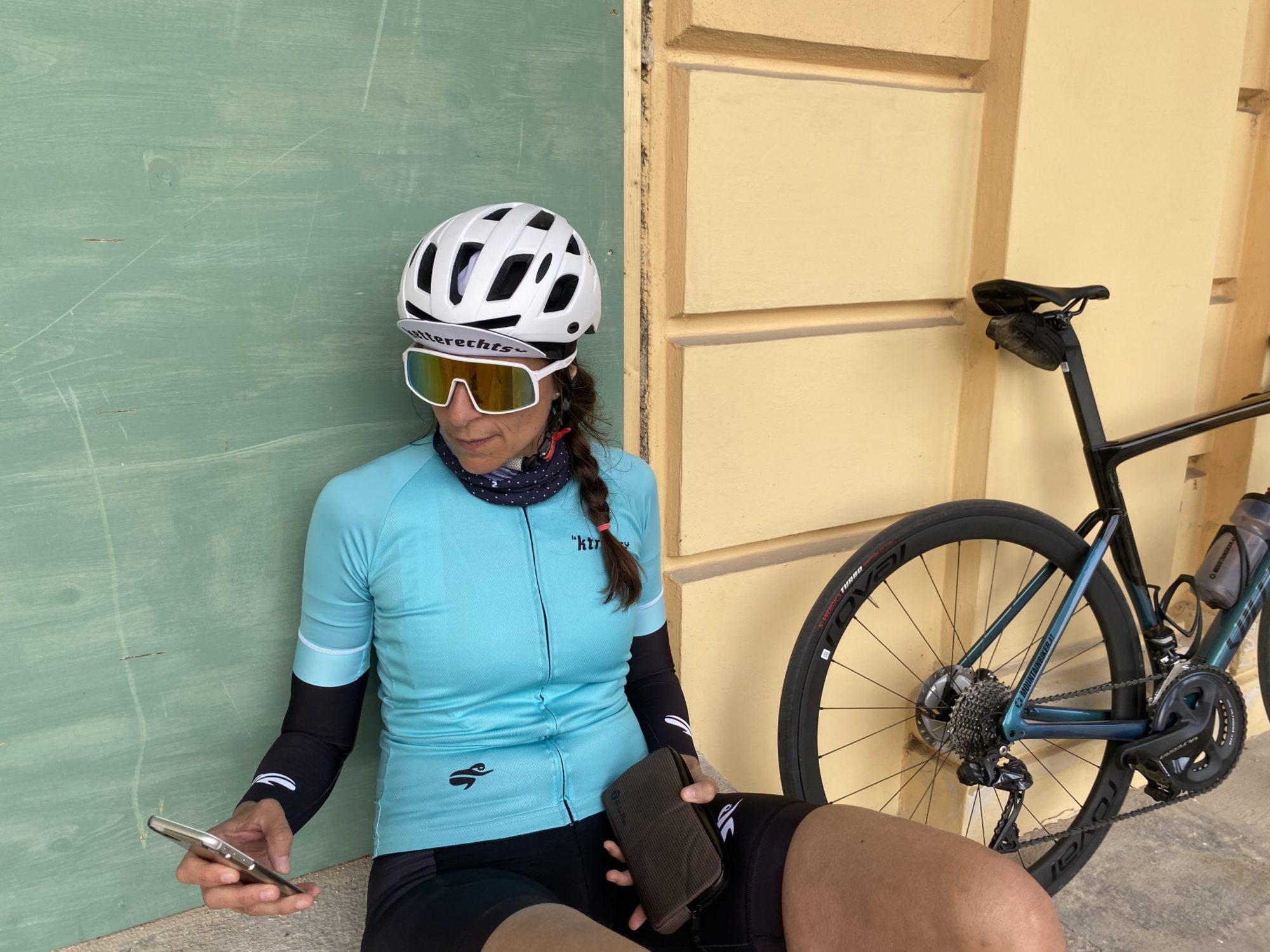 Radbekleidung für Damen
